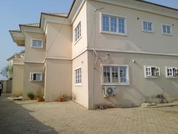 3 Bedroom Flat, By Efab Estate, Life Camp, Gwarinpa, Abuja, Flat / Apartment for Rent