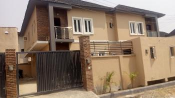 Newly and Well Built 4 Bedroom Semi-detached House, Agungi, Lekki, Lagos, Semi-detached Duplex for Sale