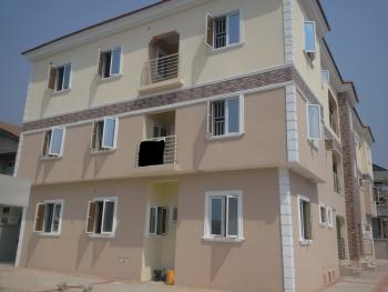 6 Units of Newly Built 3 Bedroom Flat, By Kensunla Road, 4th Roundabout, Lekki, Lagos, Flat / Apartment for Rent