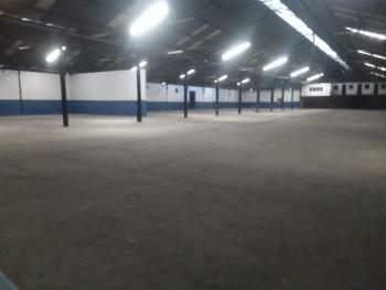 Clean and Easily Accessible Warehouse, Ilupeju Industrial Area, Ilupeju, Lagos, Warehouse for Rent
