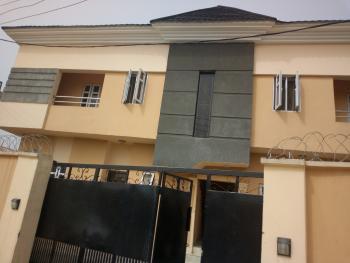 Luxuriously Built 3 Bedroom Flat, Ogumbo Via Abraham Adesanaya Estate, Ogombo, Ajah, Lagos, Flat for Rent