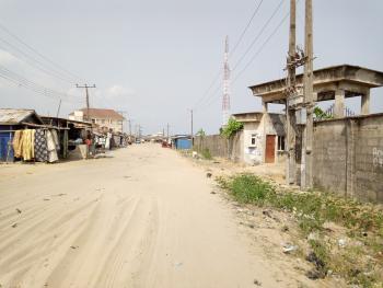 105 Plots of Dry, Fully Fenced with Drainage and Gated Land, Kajola Estate, Adjacent Lakowe Golf Course, Ibeju Lekki, Lagos, Commercial Land for Sale