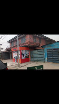 Block of Flats on 2 Plots of Land, Ojuelegba/tejuosho Road, Ojuelegba, Surulere, Lagos, Block of Flats for Sale