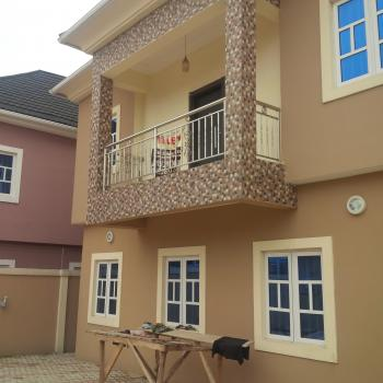 5 Bedroom Duplex with a Room Bq, Off Julius Street, Omole Phase 1, Ikeja, Lagos, Flat for Rent