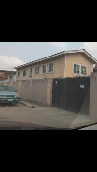 Block of 4 Flats, Bajulaiye, Off Fola Agoro, Close to Yabatech Road, Bariga, Shomolu, Lagos, Block of Flats for Sale