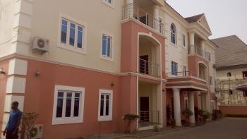 Luxury and Fully Serviced 3 Bedroom Flat with a Bq, Wuye, Abuja, Flat / Apartment for Rent