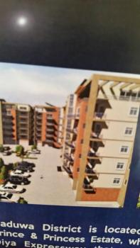 Serviced 3 Bedroom Apartment with Servant Quarters, By Gadwa Estate Junction, Near Ibeto Hotel, Gaduwa, Abuja, Flat for Sale