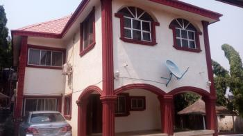 4 Bedroom Detached House with a Study, Swimming Pool and 3 Units of 1 Bedroom Boys Quarters, House 1, Akpera Ortshi Close, Works and Housing Estate, Gwarinpa Estate, Gwarinpa, Abuja, Detached Duplex for Sale