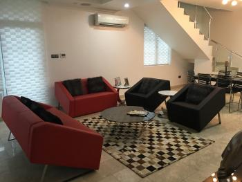 New Luxury 3 & 4 Bedroom Terrace, Off Castle & Temple Drive, Lekki Phase 1, Lekki, Lagos, Flat Short Let