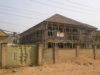 Carcass 4 Bedroom + Bq, Kado, Abuja, Detached Duplex for Sale