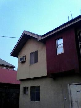 an Almost Completed 4units Block Flats and Three Bedroom Penthouse with a Completed Tenanted 2 Units Block of 2 Bedroom Flat, Green Field Estate, Okota, Isolo, Lagos, Block of Flats for Sale