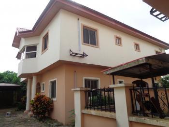 Tastefully Finished 4 Bedroom Detached House + 1 Room in-built Boys Quarter in Crown Estate, Crown Estate, Ajah, Lagos, Detached Duplex for Rent