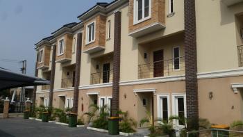 Luxury 4 Bedroom Terrace House with Bq and a/cs for Sale in Osapa Lekki, Osapa, Lekki, Lagos, Terraced Duplex for Sale