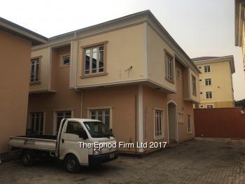 4 Bedroom Detached Duplex in a Serviced Compound with 1 Room Bq, Ikeja Gra, Ikeja, Lagos, Detached Duplex for Rent