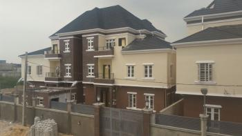 Brand New, Very Nice and Spacious 3 Units of 4 Bedroom Semi Detached Duplexes + Bq, Behind Oando Filling Station, Ilasan, Just Beside Lekki Gardens Extension, Ikate Elegushi, Lekki, Lagos, Semi-detached Duplex for Sale