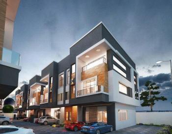 8 Units of Luxurious 5 Bedroom Semi-detached Duplexes, Off Palace Road, Oniru, Victoria Island (vi), Lagos, Semi-detached Duplex for Sale