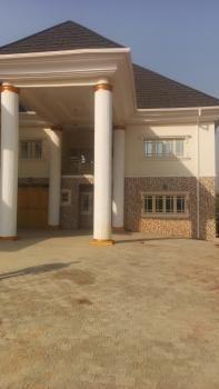 Exquisite Finished & Luxury Twin 5 Bedroom Detached Duplex + 2 Unts,2 Rooms Bq, Off Alvan Ikoku Way, Maitama District, Abuja, Detached Duplex for Rent