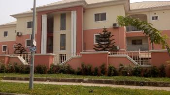 Luxury 3 Bedroom Fully Serviced Flat with a Full Self Contained Bq, Jabi, Abuja, Flat for Rent