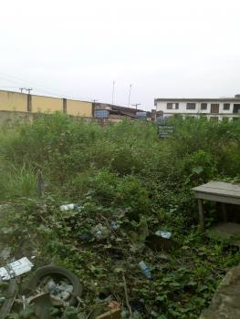 Commercial Bare Land, Commercial Avenue, Sabo, Yaba, Lagos, Commercial Land for Rent