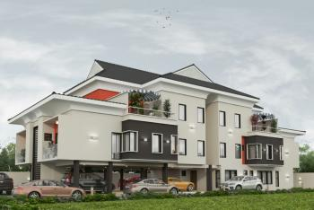 4 Units of 3 Bedroom Maisonette and 1 Bedroom Studio, Sangotedo, Ajah, Lagos, Block of Flats for Sale