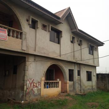 2 Units of 2 Bedroom on a Half Plot of Land, Very Close to Channels Tv Headquarter, Opic, Isheri North, Lagos, Block of Flats for Sale