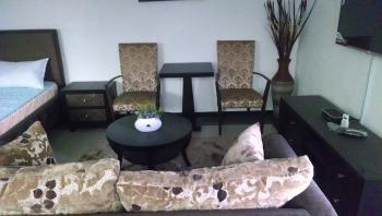 Furnished and Serviced Studio Apartment, 3rd Roundabout, Lekki Phase 1, Lekki, Lagos, Self Contained Flat for Rent