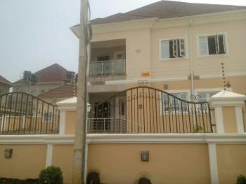 Tastefully Finished and Brand New 4 Bedroom Detached Duplex with 1 Bedroom Flat As Bq, Ako Estate, After Godab Estate, Life Camp, Gwarinpa, Abuja, Detached Duplex for Rent