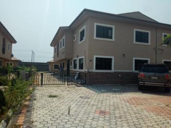 Well Finished 4 Bedroom Semi Detached Duplex, Mobil Estate, Beside Vgc Estate, Lekki Expressway, Lekki, Lagos, Semi-detached Duplex for Sale