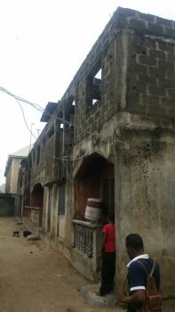 Uncompleted Structure of 6 Flats, Laduba Street, Iba, Ojo, Lagos, Detached Duplex for Sale