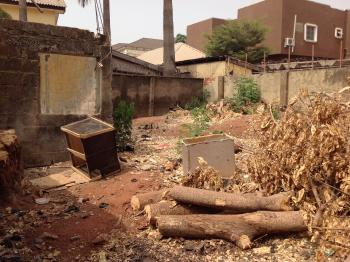 Partially Fenced Plot of Land Measuring 712 Sqm, Zone 1, Wuse, Abuja, Residential Land for Sale