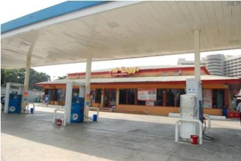 292sqm Mobil Filling Station Backcourt Space, Ahmadu Bello Way, Victoria Island (vi), Lagos, Filling Station for Rent