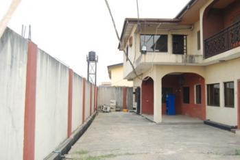 4 Bedroom Duplex with a Room B.q, Norus Close, Omole Phase 2, Ikeja, Lagos, Semi-detached Duplex for Rent