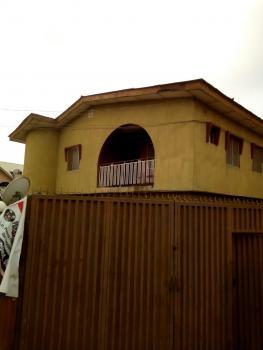 4 Units of 3 Bedroom Flats, Behind Ahmadiyya Hospital, Ahmadiyya, Ijaiye-ojokoro, Ijaiye, Lagos, Block of Flats for Sale