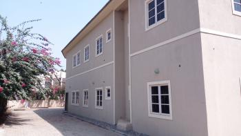 Well Finished 4 Units of 3 Bedroom Flats with a Bq Attached, Maitama District, Abuja, Flat for Rent