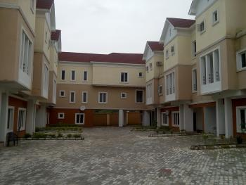 a Topnotch Finished 4 Bedroom Terrace Duplex with 1 Room Bq at Katampe Extension., Diplomatic Zone, Katampe Extension, Katampe, Abuja, Terraced Duplex for Sale