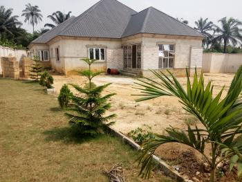 Nicely Finished 4 Bedroom Detached Bungalow, Nbikpong, Off Aka Nung Udoe Road, Uyo, Akwa Ibom, Detached Bungalow for Sale