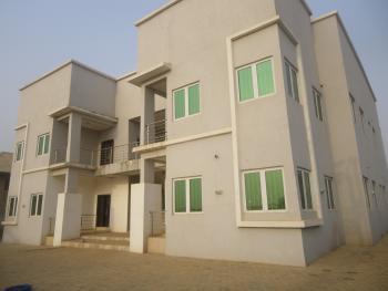 Custom Built 2 Bedroom + Study + Bq, Kado, Abuja, Flat / Apartment for Rent