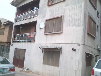 a Lovely Clean 2br Flat 1yr @ Ilaje Bariga Lagos, Bariga, Close to Cms Grammar School, Yaba, Lagos, Flat / Apartment for Rent