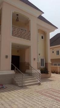 First Class Finished, Topnotch & Luxury 5 Bedroom Detached Duplex with 2 Rooms Bq, Efab Metropolis Estate/ Blue Fountain Estate, Gwarinpa, Abuja, Detached Duplex for Rent
