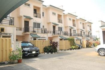 4 Bedroom Serviced Terrace with a Bq, Banana Island Road, Banana Island, Ikoyi, Lagos, Terraced Duplex for Sale