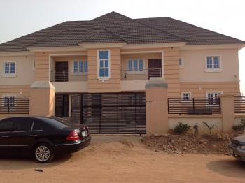 Luxury 4 Bedroom Semi-detached Duplex, Near Galadima Gate, Gwarinpa Estate, Gwarinpa, Abuja, Semi-detached Duplex for Rent