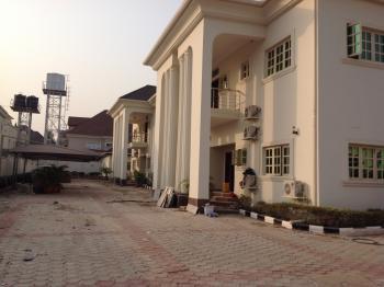 Luxury 4 Bedroom Terrace Duplex with Boys Quarters, Off Ibrahim Babangida Boulevard, Maitama District, Abuja, Terraced Duplex for Rent