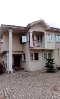 4 Bedroom Fully Detached Duplex with a Room Bq, Via Otedola Estate, Omole Phase 2, Ikeja, Lagos, Detached Duplex for Sale