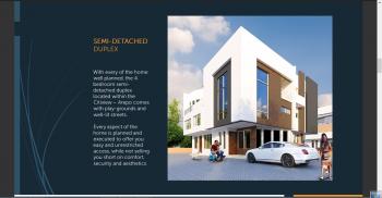 4 Bedroom Semi-detached Duplex, Berger, Arepo, Ogun, Semi-detached Duplex for Sale