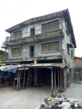 Block of 6 Flats, Lawanson Area, Ijesha, Lagos, Block of Flats for Sale