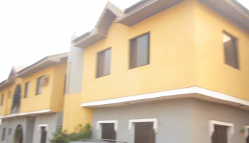 5 En Suite Duplex and 2 Bedroom Flats and 4 Shops, Salami Street, Akute, Ifo, Ogun, Block of Flats for Sale