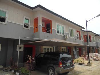 3 Bedroom Terrace, Chevron Drive, Chevy View Estate, Lekki, Lagos, Terraced Duplex for Sale