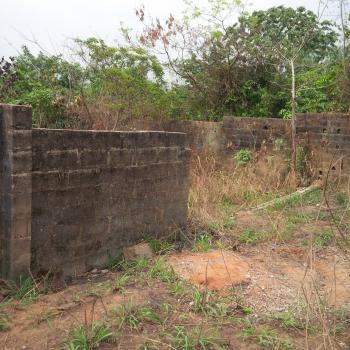 Half Plot of Land, Sammy Street, Magboro, Ogun, Residential Land for Sale