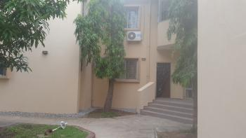 Newly Refurbished 3 Bedroom Flat with 1 Room Bq Attached, Off Amino Kano Crescent, Wuse 2, Abuja, House for Rent
