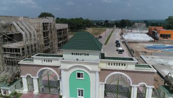 Manhanttan Park & Gardens, Abuja -keffi Express Road, 3 Min Drive From Goshen City, Karu, Nasarawa, Mixed-use Land for Sale